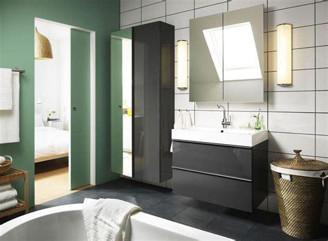 armoire salle de bain ikea