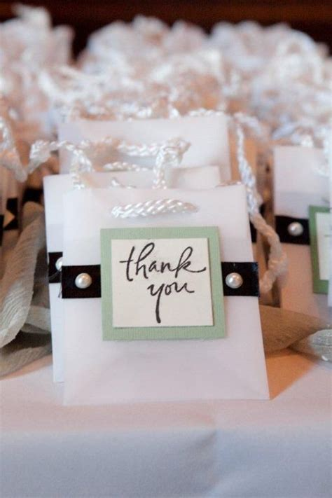 thank you ideas personalized thank you gift bags for your