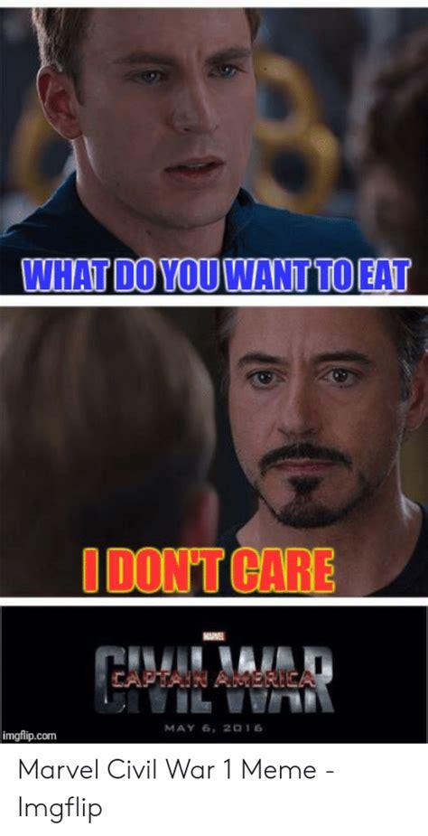 eat  dont care mum captain america