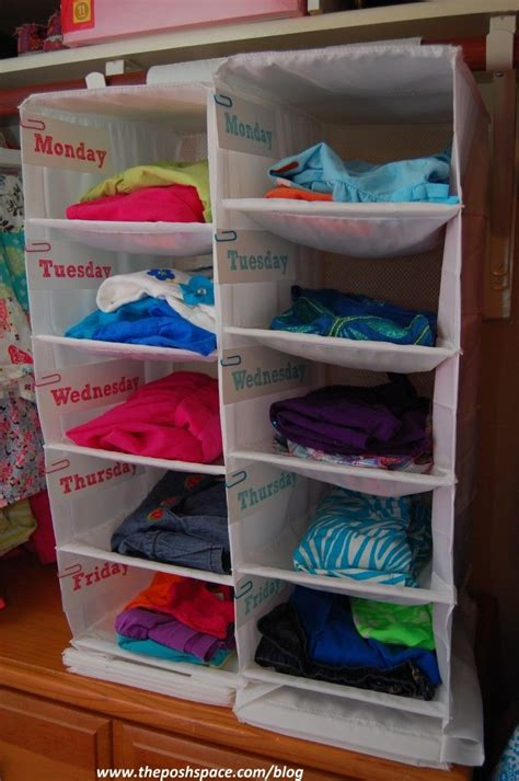 daily organization ideas for back to school