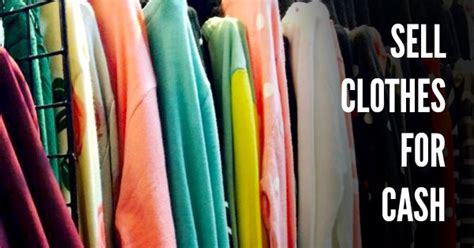 how to sell clothes 5 easy tips coupon closet