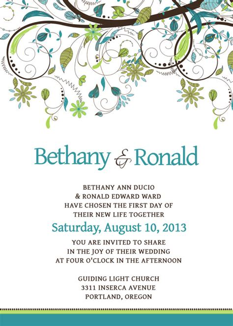 psd invitation templates wedding invitation template set psd by scripturewallart on