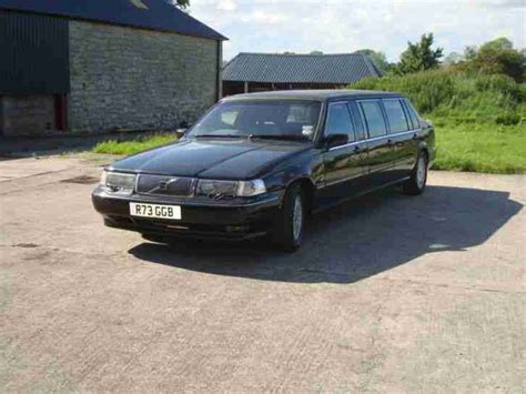 volvo 960 limousine car for sale