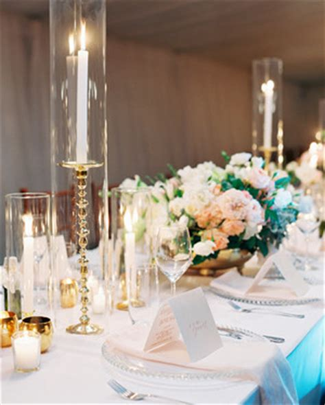 Reception Wedding Centerpieces by Affordable Wedding Centerpieces That Still Look Elevated
