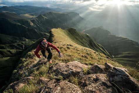 The Foolish Oldman Removed Mountains no free step sandes runs the drakensberg traverse