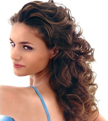 Big Soft Curls by Hair Style With Big Soft Curls Brown