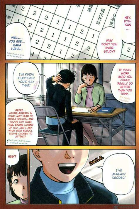 Komik Detective School Q 21 tantei gakuen q 1 read tantei gakuen q 1 page 3