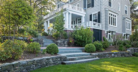 Landscaper Nj Beautiful Landscaping In Glen Ridge New Jersey