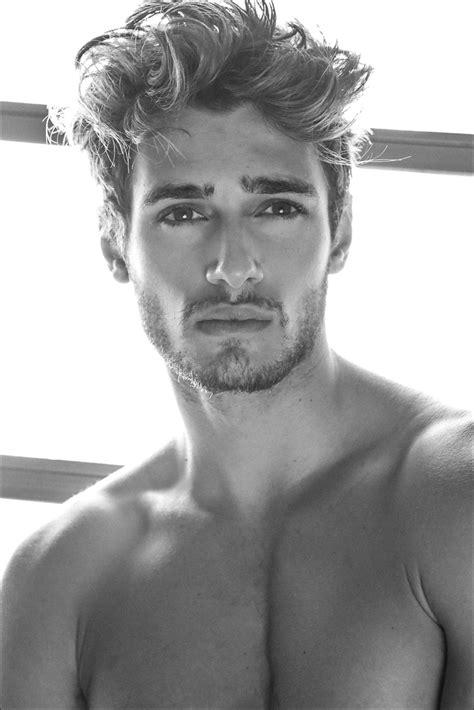 daniel bederov by jake senfeld for male model scene