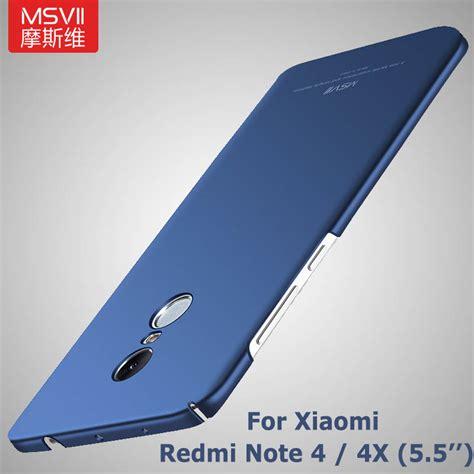 Xiaomi Redmi Note 4x Baby Skin Ultra Thin Gold msvii xiaomi redmi note 4x ultra thin for xiaomi redmi note 4 pro global cover xiomi 4x pc