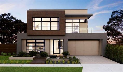 Modern House Facades Inspirations For Those Looking To New Design Homes