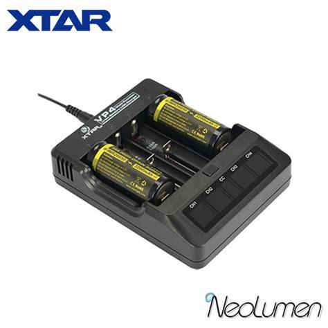 Ad5667 Charger Xtar Vp4 For 18650 26650 14500 Dll Sa Kode Gute5533 2 xtar vp4 lcd charger complete set 489 xtarvp4set nimh li
