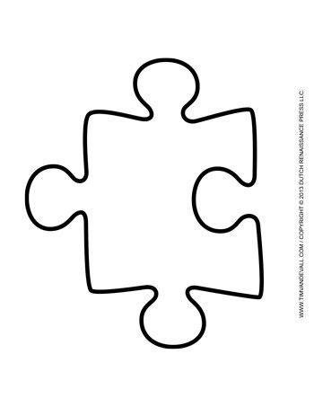 printable autism puzzle piece templates archives page 9 of 19 tim van de vall