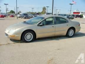 1998 Chrysler Concorde Lx 1998 Chrysler Concorde Lx For Sale In El Reno Oklahoma