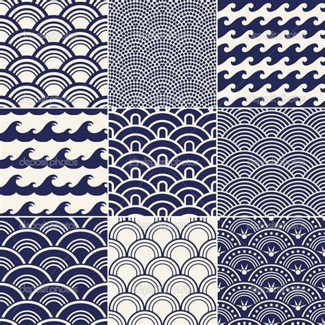 japanese pattern wave best 25 japanese patterns ideas on pinterest japanese