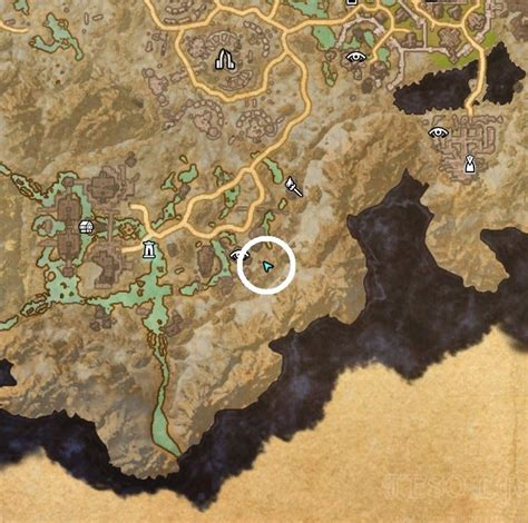 coldharbour treasure map coldharbour treasure map i dig location eso