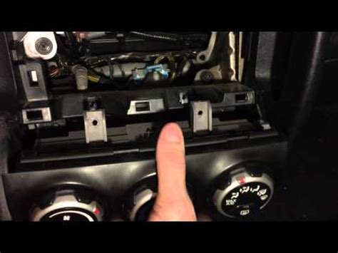 how to replace base ac control in a 1994 chevrolet 3500 honda cr v climate control hvac heater ac bulb light replacement 2003 cr v ex watchmoreclips