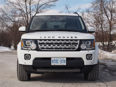 land rover lr4 white 2014 land rover lr4 hse cars photos test drives and