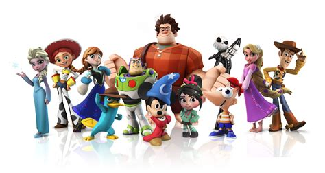 disney infinity for second wave of disney infinity figures announced wii u