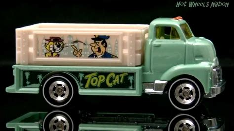 Hotwheels 1951 Gmc Coe barbera 1951 gmc coe 2013 quot top cat quot wheels