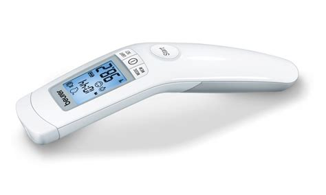Thermometer Beurer beurer ft90 non contact forehead thermometer groupon