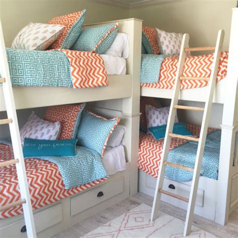 Bunk Bed Quilts by Quot Mandarin Blues Quot Bunk Bed Bedding Collection Bedding For