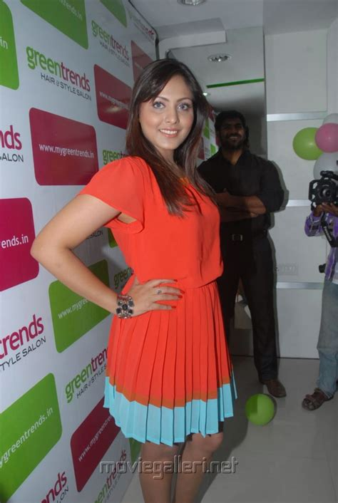 New Green Trends Fashion Show At Srinagar Colony Hyderabad | picture 436116 madhu shalini launches green trends salon