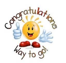 Certification Congratulation Letter Congratulations Clip Art