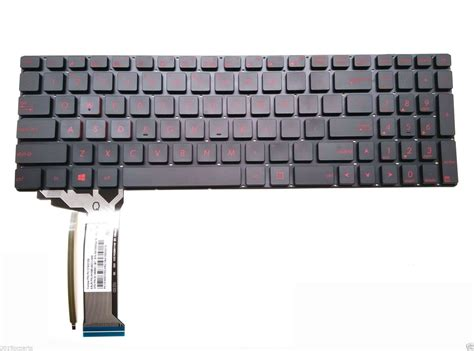 Keyboard Asus us keyboard for hp 15 d069wm notebook pc us keyboard for