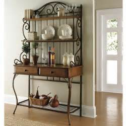 What Do You Put On A Bakers Rack Best 25 Bakers Rack Ideas On Rustic Bakers