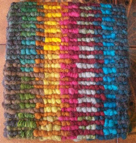 locker hook rug patterns locker hooking with fleece joanne s rug the wool goes