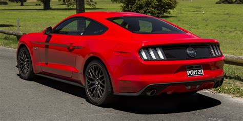 ford mustang 2016 ford mustang gt review caradvice