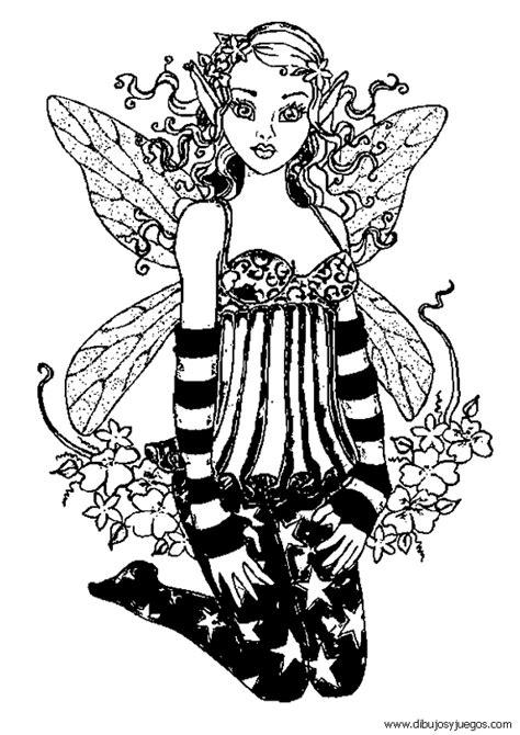 imagenes de hadas en blanco y negro dibujos de hadas y duendes para colorear e imprimir imagui
