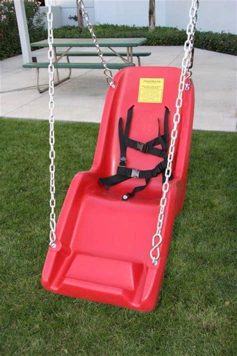 wheelchair swing set two bay ada compliant wheelchair swing set with swings