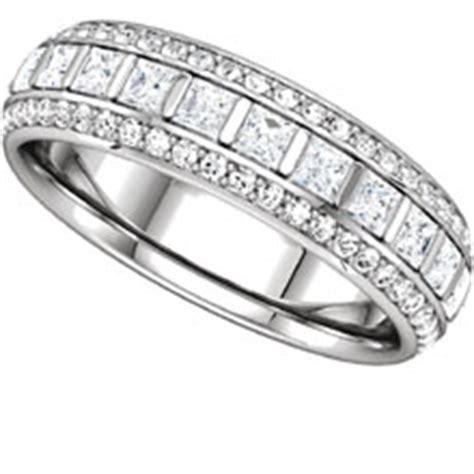 anniversary rings rings eternity ring platinum