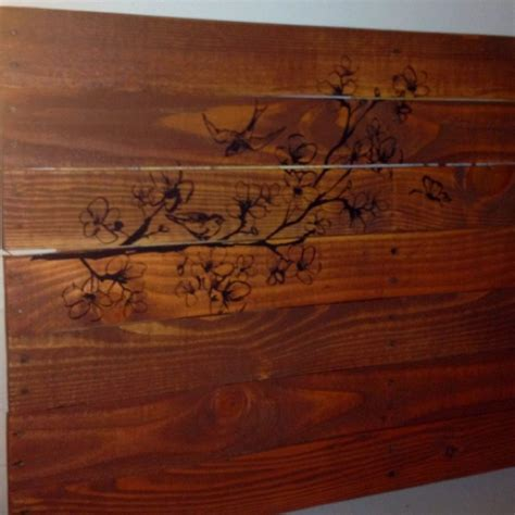 Cherry Wood Headboard by 25 Best Images About Cherry Wood Bedroom On