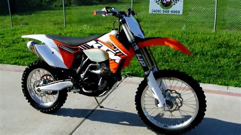 2011 Ktm 350 Xcf Sold 2011 Ktm 350xc 350 Xc Xcf
