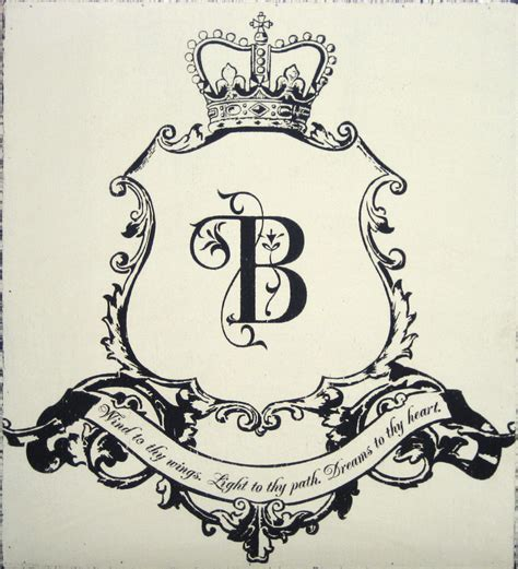 family crest for the lake brenda venhaus craft ideas