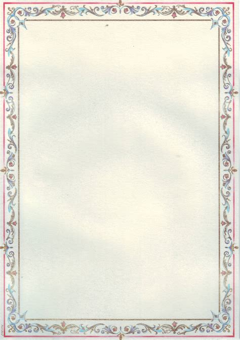 cornici pergamene pin cornici pergamene da stare disegni colorare imagixs