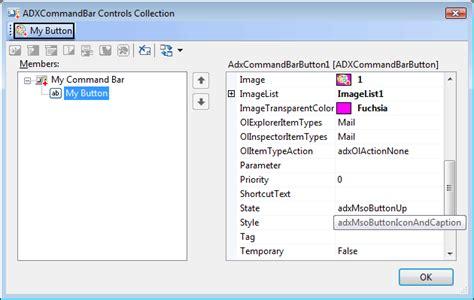 customize outlook 2013 2010 context menus and menu bar excel 2010 vba commandbars controls add build an excel