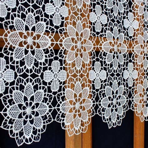 french macrame lace curtains french macrame lace curtains