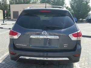 Nissan Used Cars Dubai Nissan Pathfinder Sv 2013 Model Nissan Used Cars In Uae