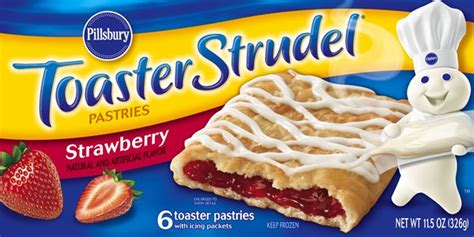 Strawberry Toaster Strudel the cereal baker strawberry toaster strudel 174 truffles