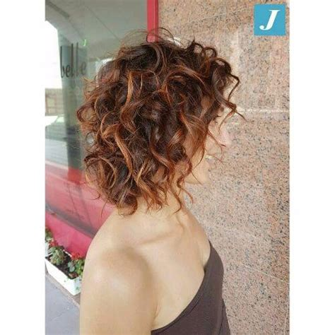 very curly lob 100 caramel highlights ideas for all hair colors