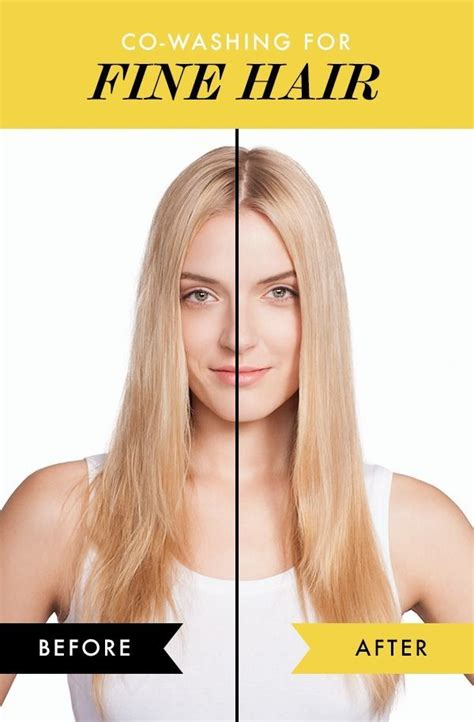 If Your Hair Is Fine Is It Better To Have Thin Or Thick Bangs | how to make co washing work for your hair type something
