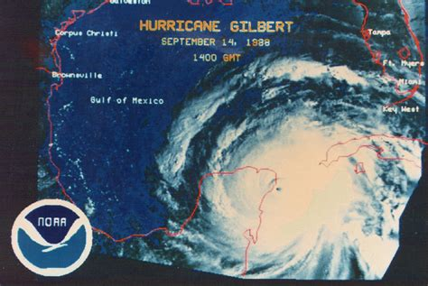 imagenes satelitales del huracan wilma 1988 imagenes de sat 233 lite del hurac 225 n gilberto aclarando