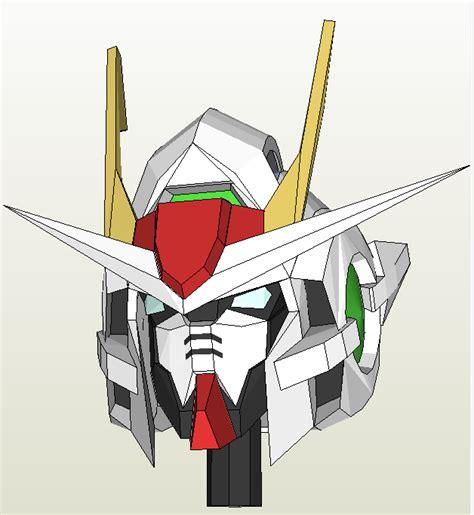 Gundam 00 Papercraft - d papercraftblog papercrafts papertoys paper