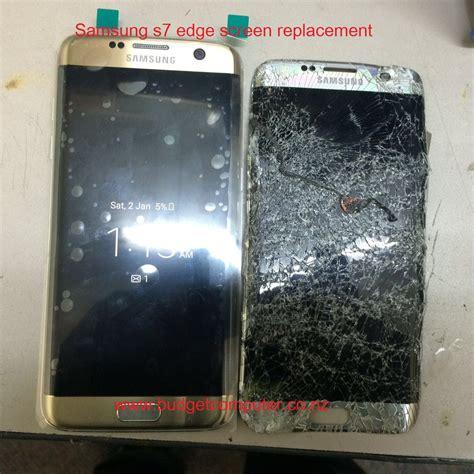 Lcd Samsung S7 Edge samsung s7 edge broken screen repair 078394111