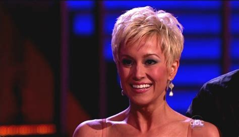 blonde short hair cut on dancing with the stars kellie pickler comes out on top on dancing with the stars
