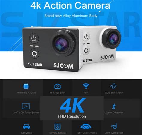 Sjcam Sj7 best deal sjcam sj7 presale for only 173 gearbest china gadgets reviews
